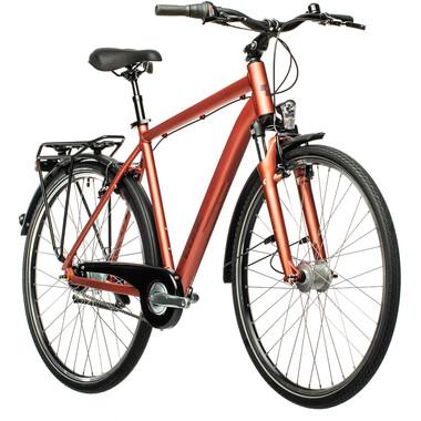 Vélo de Ville CUBE TOWN PRO DIAMANT Orange 2021